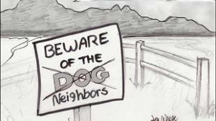 Beware of the Neighbors