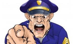 Angry-Cop